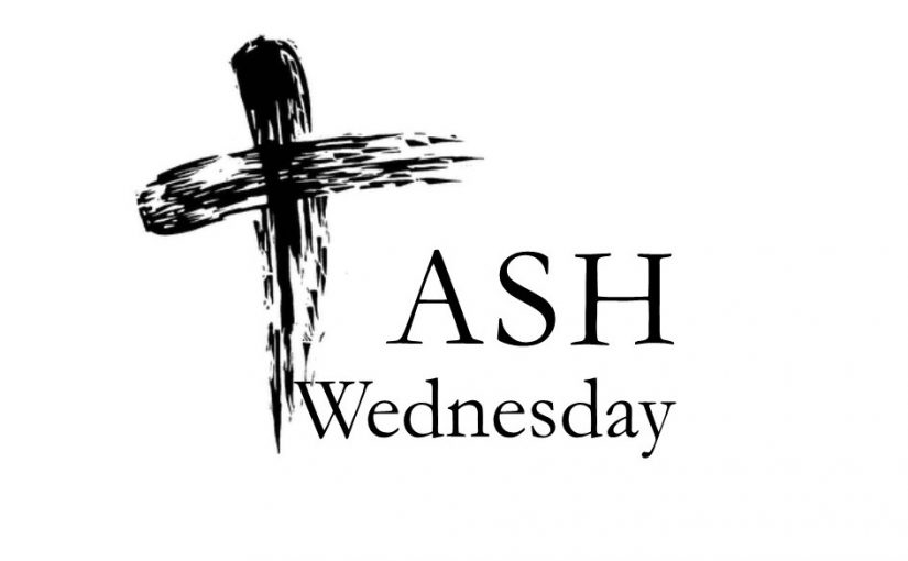 Ash Wednesday at Christ Church to start Lent